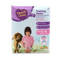 Parent's Choice Girls' Training Pants3T-4T