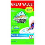 Scrubbing Bubbles Fresh Clean Toilet Cleaning Gel Discs