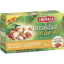 Emerald Breakfast on the Go! Breakfast Nut Blend