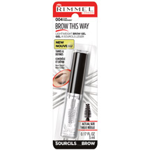 Rimmel Brow This Way Lightweight Brow Gel