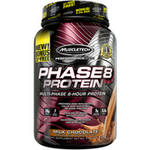 MuscleTech Performance Series Phase8 Protein Milk Chocolate Dietary Supplement