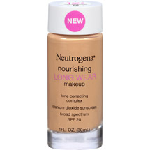 Neutrogena Nourishing Long Wear Makeu 60 Natural Beige