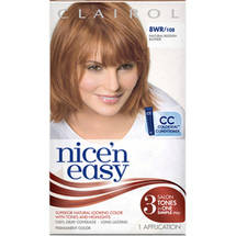 Clairol Nice 'n Easy Permanent Color #108 Reddish Blonde