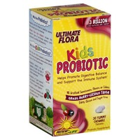 Renew Life Ultimate Flora Kids Probiotic Capsules Berry-licious - 30 CT