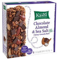 Kashi Chocolate Almond Sea Salt Chewy Granola Bars