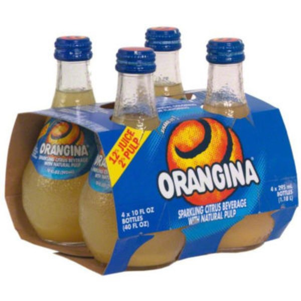 Orangina Regular Juice Drink