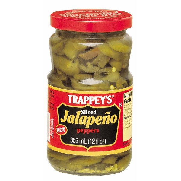 Trappey's Hot Sliced Jalapeno Peppers