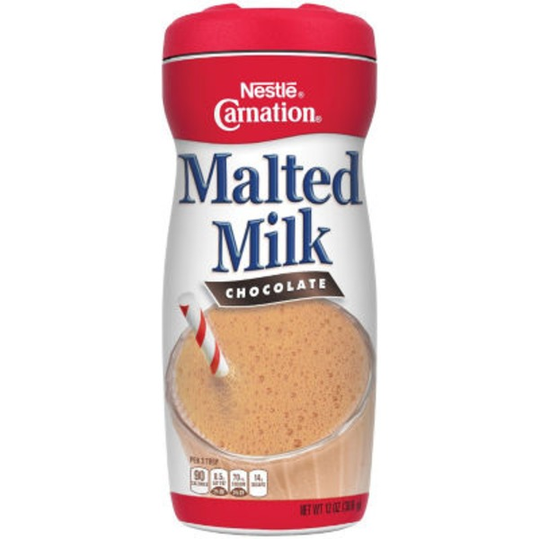 Carnation Chocolate Malted Milk Mix