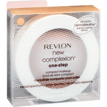 Revlon New Complexion One-Step Compact Makeup 02 Tender Peach Tender Peach
