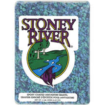 Stoney River: Epoxy Coated Aquarium Gravel