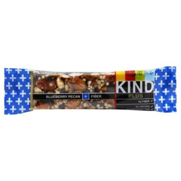 KIND Blueberry Pecan Plus Fiber Fruit & Nut Bar