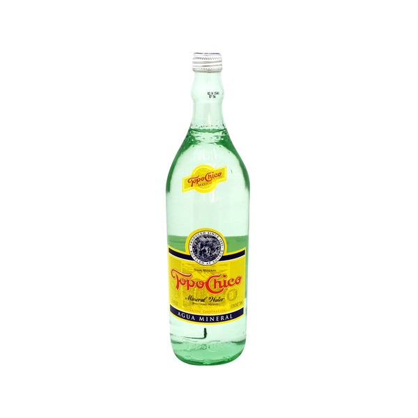 Topo Chico Sparkling Mineral Water