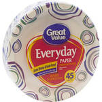 Great Value Heavy Duty Paper Plates