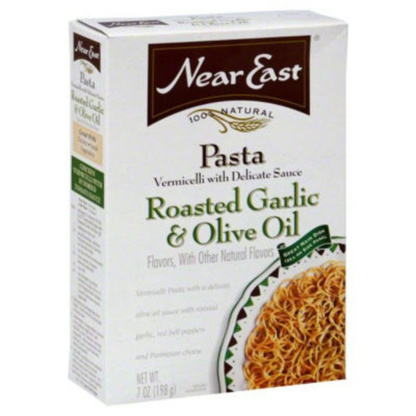 Near East Roasted Garlic & Olive Oil Vermicelli Pasta Mix