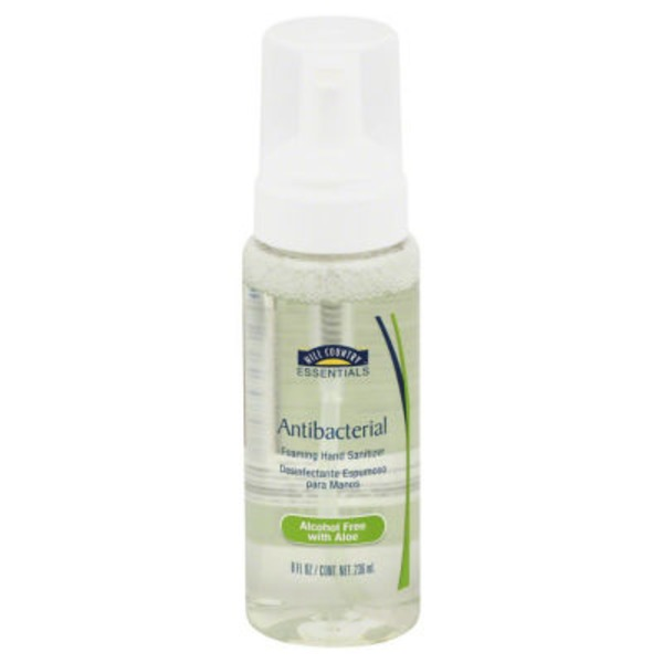 Hill Country Essentials Antibacterial Foaming Hand Sanitizer