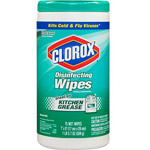 Clorox Disinfecting Wet Wipes Fresh Scent