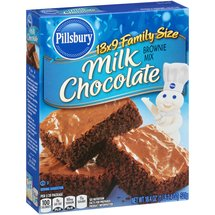 Pillsbury Milk Chocolate Brownie Mix