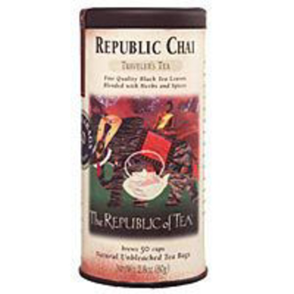 The Republic of Tea Republic Chai Tea Bags