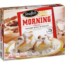 Stouffer's Morning Classics Sausage Gravy & Biscuits