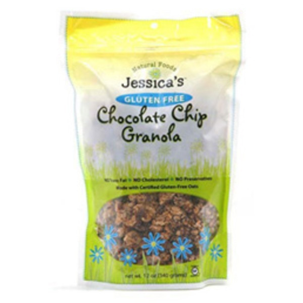 Jessica's Natural Foods Chocolate Chip Granola