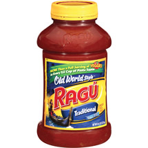 Ragu Old World Style Traditional Tomato Sauce