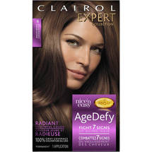 Clairol Expert Collection Age Defy Hair Color 5 Medium Brown