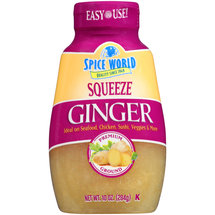 Spice World Ginger Squeeze