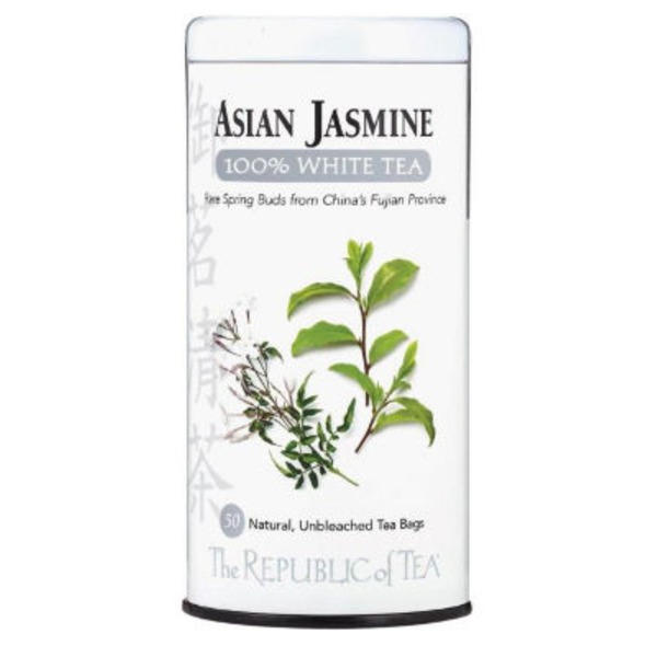 The Republic of Tea Asian Jasmine White Tea