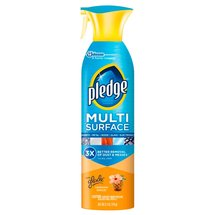 Pledge Multi Surface Everyday Cleaner Spray with Glade Hawaiian Breeze