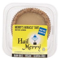 Hail Merry Meyer Lemon Miracle Tart