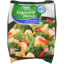 Great Value Far East Vegetable Blend