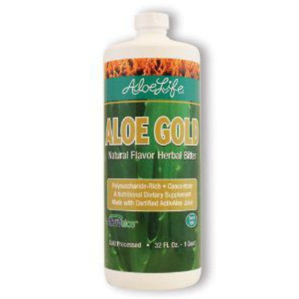 Aloe Life Whole Leaf Aloe Vera Juice Concentrate