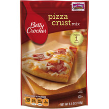 Betty Crocker Pizza Crust Mix