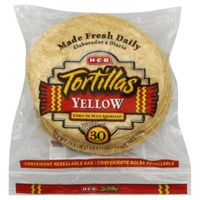 H-E-B Yellow Corn Tortillas