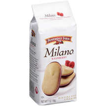 Pepperidge Farm Milano Raspberry Cookies