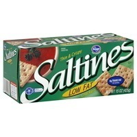 Kroger Wheat Saltine Crackers