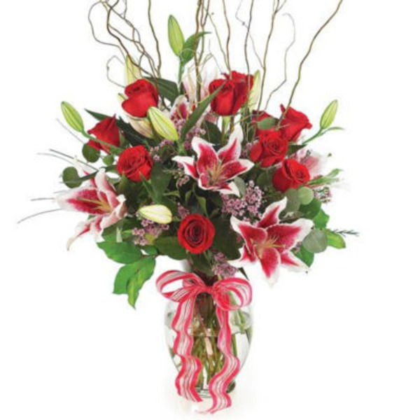 Flowers By Design Premium Dozen Roses