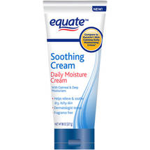 Equate Soothing Daily Moisture Cream