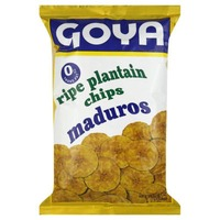Goya Plantain Chips, Ripe