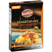 Idahoan Premium Steakhouse Cheesy Hashbrown Potatoes