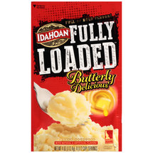 Idahoan Fully Loaded Butterly Delicious Instant Mashed Potatoes