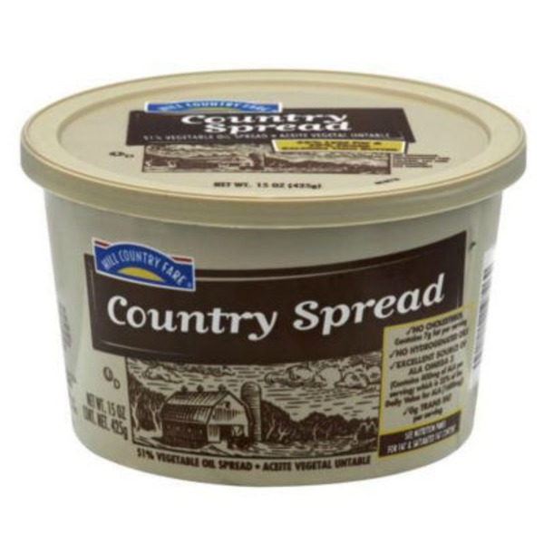Hill Country Fare Soft Spread