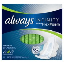Always Infinity Pads Heavy