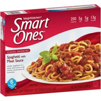 Weight Watchers Smart Ones Spaghetti Bolognese