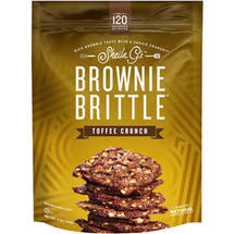 Sheila G's Toffee Crunch Brownie Brittle