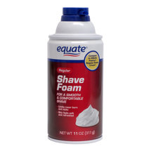 Equate Regular Shave Foam