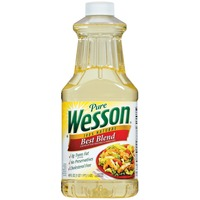 Pure Wesson Best Blend Pure 100% Natural Vegetable & Canola Oils