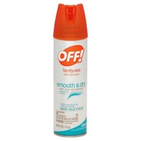 Off! FamilyCare Smooth & Dry Insect Repellent