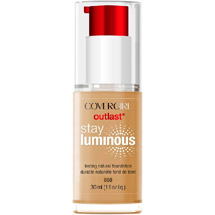 CoverGirl Outlast Stay Luminous Foundation 860 Classic Tan