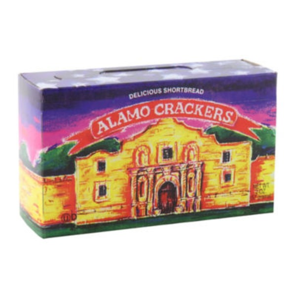 Alamo Shortbread Crackers
